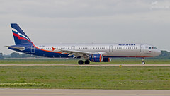 VP-BTG Aeroflot - Russian Airlines Airbus A321-211 (airliners.sk, o.z.) Tags: vpbtg aeroflot russian airlines airbus a321211 airlinerssk