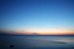 Twilight (Teruhide Tomori) Tags: sunset japan japon tango kyotango sea landscape kyoto taiza 夕焼け 空 sky 風景 日本 丹後半島 京丹後 丹後 海 日本海 京都 日没 twilight