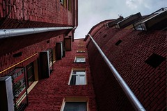 The bizarre geometry of the old courtyards. Moscow, Russia (varfolomeev) Tags: 2019 россия город fujifilmxt10 russia city