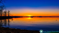 Sunset from the Burlington Waterfront. (scenicvermontphotography) Tags: burlingtonvermont burlingtonwaterfront historicvermont lakechamplain scenicvermont scenicvermontphotography spring vermontlandscape vermontlandscapes