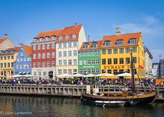 Fine spring morning at Nyhavn, Copenhagen Denmark (Jhopne) Tags: nyhavn17 spring canoneos5dmarkii newport copenhagen denmark city københavn canonef2470mmf28lusm europe apr19 nyhavn