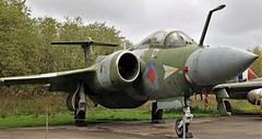 BUCCANEER YORKSHIRE AIR MUSEUM (toowoomba surfer) Tags: jet aeroplane aviation aircraft museum airmuseum aviationmuseum