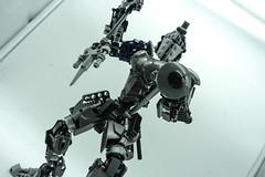 Toestabiator (syremios) Tags: bionicle lego moc deus vult syremios gladiator