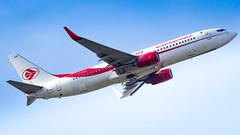 Boeing 737-8D6(WL) 7T-VKA Air Algérie (William Musculus) Tags: plane spotting airplane aviation airport paris charles de gaulle roissy lfpg cdg roissyenfrance 7tvka air algérie boeing 7378d6wl ah dah 737800 william musculus