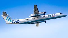 De Havilland Canada DHC-8-402Q G-JECO Flybe (William Musculus) Tags: plane spotting airplane aviation airport paris charles de gaulle roissy lfpg cdg roissyenfrance gjeco flybe havilland canada dhc8402q dash 8 q400 dhc8q400 dash8q400 dhc8400 bombardier be bee william musculus