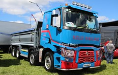 Kelly Haulage Renault C 430.32 (162CE675). (Fred Dean Jnr) Tags: waterfordtruckmotorshow truck lorry kellyhaulage renault c 43032 tippertruck 162ce675 tramoreracecourse waterford may2019 waterfordtruckmotorshow2019