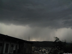 Thunder-storm over Tbilisi 6/23/2018 (David Dondua) Tags: thunderstorm storm clouds cumulonimbus dark sky rain shower tbilisi georgia june 2018 грозовое облако гроза тбилиси июнь შავი ღრუბელი წვიმა თბილისი ივნისი