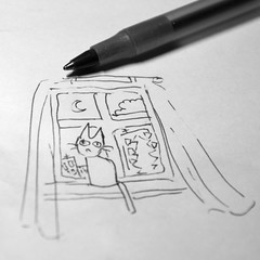 IMGP8135 (PahaKoz) Tags: рисунок скетч drawing sketch эскиз набросок зарисовка