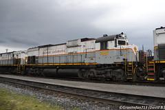 DL 3642 Alco C636 (Trucks, Buses, & Trains by granitefan713) Tags: train locomotive railraod railfan shortline regional branchline nepa dl delawarelackawanna alco mlw c636 alcoc636