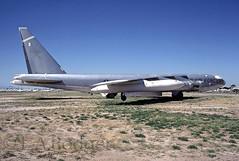 B52  50026 (TF102A) Tags: kodachrome usaf usairforce b52 boeing aviation aircraft airplane 50026 amarc amarg masdc