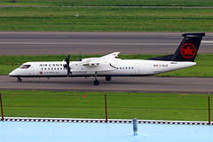 ACE Q400 (planephotoman) Tags: bombardier dash8 dhc8 dhc8400 dhc8402 dhc8402q q400 cgijz aircanadaexpress jazz jazzair aircanada pdxaircraft portlandinternationalairport pdx kpdx