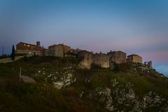 Elcito on sunset #12 (Strocchi) Tags: elcito macerata marche italy italia town sunset landscape paesaggio canon eos6d 24105mm