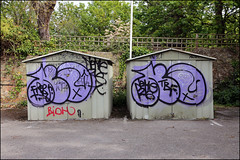 Name26 (Alex Ellison) Tags: name name26 smc dds southlondon urban graffiti graff boobs