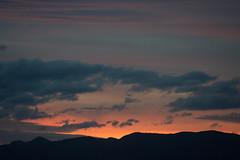 Atardecer en Valencia 02 (dorieo21) Tags: sunset atardecer cloud nube mountain montaña nikon nuage montagne crépuscule ocaso cielo sky ciel d7200