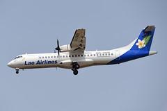 Lao Airlines ATR 72-600 RDPL-34225 (EK056) Tags: lao airlines atr 72600 rdpl34225 bangkok suvarnabhumi airport