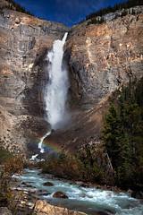 Takakkaw Falls, Yoho National Park, BC (klauslang99) Tags: klauslang takakkaw falls waterfall water yoho national park bc british columbia canada landscape rockies canadian nature