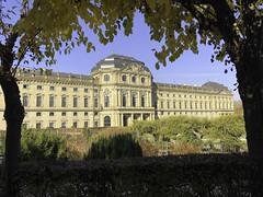 Residenz Würzburg (stefanendres) Tags: himmel philipp franz johann fürstbischöfe stefan endres canon 760d eos schönborn hofgarten 1781 weltkulturerbe kleinrinderfeld unesco balthasar fürstbischof neumann residenz schloss würzburg