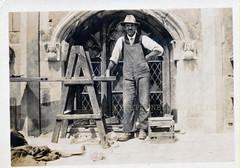 Shepton Mallet (Somerset Bloke) Tags: sheptonmallet parishchurch town somerset england oldphotographs nostalgia memories history