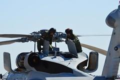 FLOAN - ARMADA ESPAÑOLA - BASE AERONAVAL DE ROTA (SPANISH NAVY - NAVSTA ROTA) (DAGM4) Tags: andalucía rota nasrota spanishnavy armadaespañola armadaespanhola armadaespagnole provinciadecádiz usnavalstationrotaspain españa europa europe espagne espanha espagna espana espanya espainia spain spanien 2019 militar military sikorskysh60bseahawk