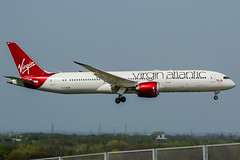 G-VYUM (PlanePixNase) Tags: london heathrow lhr egll planespotting airport aircraft virgin atlantic boeing 7879 b787 b789