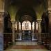 Crypte saint Géminien, cathédrale métropolitaine de Santa Maria Assunta in Cielo e San Geminiano, XIe-XIIIe, Piazza Grande, Modène, Emilie-Romagne, Italie.