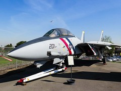 "Grumman F-14A Tomcat 00001 • <a style=""font-size:0.8em;"" href=""http://www.flickr.com/photos/81723459@N04/32881454127/"" target=""_blank"">View on Flickr</a>"