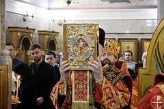 11.05.2019 - Божественная литургия в день престольного праздника академического храма