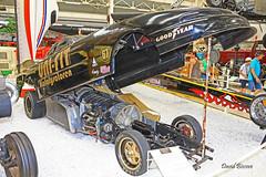 Dodge Avenger with turbojet Westinghouse J34 ~  ( Voiture / Car ) (Aero.passion DBC-1) Tags: technic museum speyer dbc1 david aeropassion collection dodge avenger with turbojet westinghouse j34 ~ voiture car