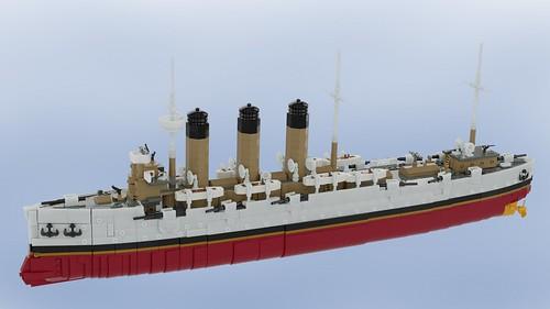 Авро́ра-Class Cruiser