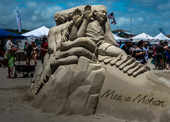 Sandfest 2019 (Jims_photos) Tags: portaransastexas sandfest2019 texas unitedstates outdoor outside adobelightroom adobephotoshop shadows sunnyday daytime jimallen jimsphotos jimsphotoswimberleytexas lightroom texascoast cloudy clouds coastalscene nikond750