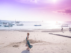 A pretty Lady (mpowerwind) Tags: strongwind travelphotography sunset beachside balitrip balitravel bali sunsetshot sunsetview balisunsetview streetphotography travelshot travel streetsphotshot streetsstorytelling lensculturestreets capturestreets mft 20mmf17 olympus ep3 sandybeach sandy