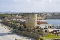 _DSC8317 (paulNming) Tags: greece medievalcityofrhodes knight'sstreet palace gothicarchitecture lindos acropolisoflindoscastles palaces 希腊 罗德岛 骑士 ,骑士街 , 林多斯 城堡 rhodes island