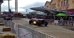 Brazzeltag Museum Speyer (Andy_BB) Tags: auto speyer museum f18 jet classic race car bentley
