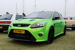 2011 Ford Focus RS (Dirk A.) Tags: 22pbb7 onk sidecode7 2011 ford focus rs