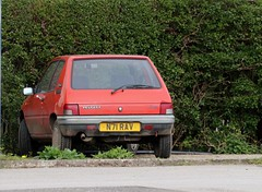 N71 RAV (Nivek.Old.Gold) Tags: 1995 peugeot 205 inca 3door 1769cc diesel zest