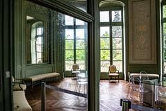 17-Jeu de reflet au salon ovale (Alain COSTE) Tags: jardinpublic bordeaux gironde france museum 2019 nikon