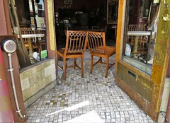 Stockton Street (lotosleo) Tags: stocktonstreet sanfrancisco ca california urban door cafe close chinatown crossamerica2015