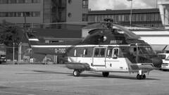 G-TIGC 1999-06-06 AMS (Gert-Jan Vis) Tags: gtigc aerospatiale as332 as332l puma superpuma 2024 bristow schiphol