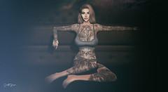 """ᴵ ᶜʳᵃᵛᵉ ᵃ ˡᵒᵛᵉ ˢᵒ ᵈᵉᵉᵖ ᵗʰᵉ ᵒᶜᵉᵃⁿ ʷᵒᵘˡᵈ ᵇᵉ ʲᵉᵃˡᵒᵘˢ...."" (scarlettrose.karsin) Tags: amitieposes maitreya stealthic spirit genus tattoo ink sl secondlife vegastattoo blogger"