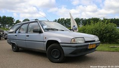 Citroën BX 19 TRI Break 1987 (XBXG) Tags: rs84vg citroën bx 19 tri break 1987 citroënbx stationcar stationwagen station wagon kombi estate citromobile 2019 citro mobile carshow expo haarlemmermeer stelling vijfhuizen nederland holland netherlands paysbas youngtimer old classic french car auto automobile voiture ancienne française france frankrijk vehicle outdoor