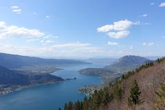 Lake Annecy @ Col de la Forclaz @ Hike around Pointe de Chenevier