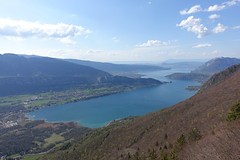 Lake Annecy @ Belvédère du Rochet Chenalet @ Hike around Pointe de Chenevier (*_*) Tags: bornes 2019 printemps spring april pointedechenevier sourcesdulacdannecy savoie europe france hautesavoie 74 annecy hiking mountain montagne nature randonnee walk marche viewpoint belvedere pointdevue montmin
