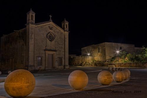 Chapel of St Matthew, Qrendi, Malta 2019 (2)