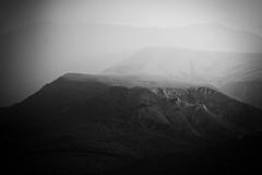 Light in the mountains (San_Sanych) Tags: light mountains landscape blackandwhite crimea пейзаж горы крым минимализм чб