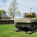 Allied Tanks in Colleville sur Mer