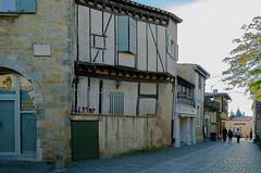 CARCASSONNE-123--OCCITANIE-la CITE-_DSC0437 (bercast) Tags: aude carcassonne chateau chateaumedival france occitanie ue bc bercast lacitédecarcassonne lesruesdelacité