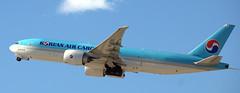 Boeing 777-200F HL8044 (707-348C) Tags: losangeles thehill klax freighter cargo airliner jetliner boeing boeing777 triple b772 b77l b77f koreanaircargo koreanair kal kac california ca hl8044 lax