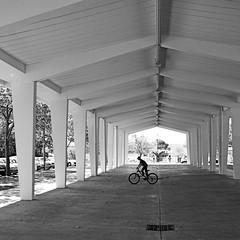 Halle Joseph Monier (lesphotosdepatrick) Tags: streetphotography blackandwhitephotography candidshot acrosfilm x100f fujifilm fujixlovers saintquentinlapoterie gard gardtourisme