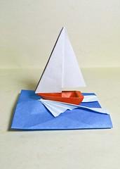 Yacht - designed by Shun Kato (Nguyễn Tuấn Tài) Tags: