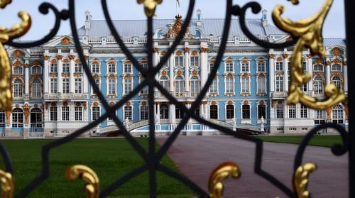 Catherine Palace (Большой Екатерининский Дворец)